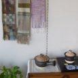 昨日から始まった「暮らしArt展」は、裂き織りや手編みかごな […]